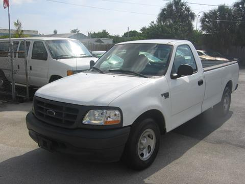 2001 Ford F-150 for sale in Pompano Beach, FL