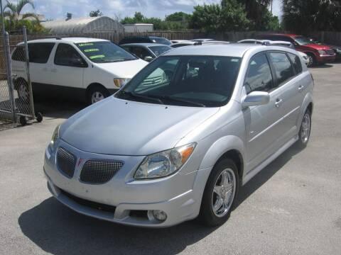 2007 Pontiac Vibe for sale in Pompano Beach, FL