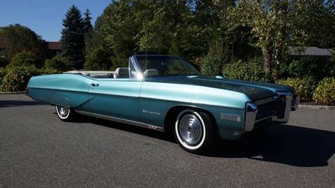 1968 Pontiac Bonneville for sale in Old Bethpage, NY
