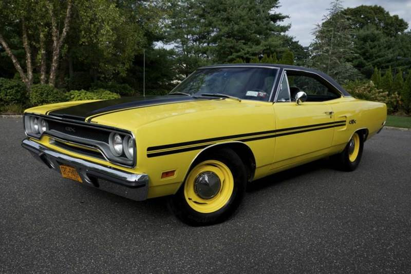 1970 Plymouth GTX for sale at Fiore Motors, Inc.  dba Fiore Motor Classics in Old Bethpage NY
