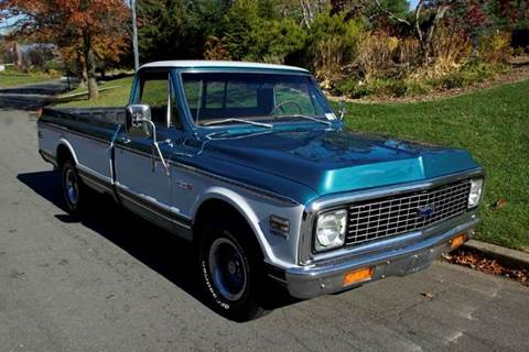 1972 Chevrolet C/K 10 Series for sale at Fiore Motors, Inc.  dba Fiore Motor Classics in Old Bethpage NY