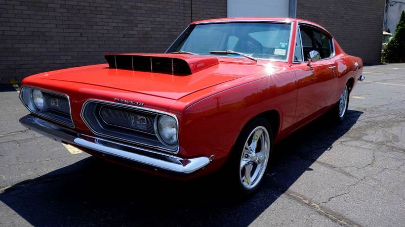 1968 Plymouth Barracuda for sale at Fiore Motors, Inc.  dba Fiore Motor Classics in Old Bethpage NY