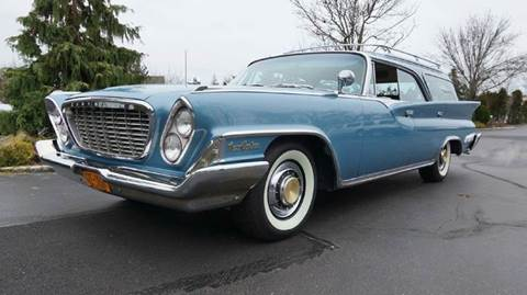 1961 Chrysler New Yorker for sale at Fiore Motors, Inc.  dba Fiore Motor Classics in Old Bethpage NY