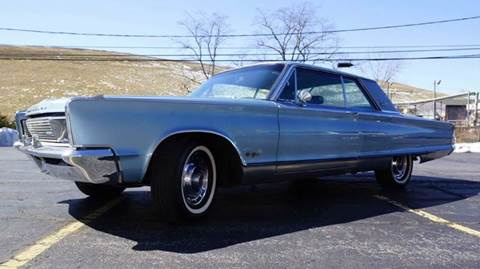 1966 Chrysler New Yorker for sale at Fiore Motors, Inc.  dba Fiore Motor Classics in Old Bethpage NY