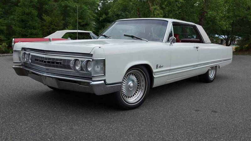 1967 Chrysler Imperial for sale at Fiore Motors, Inc.  dba Fiore Motor Classics in Old Bethpage NY