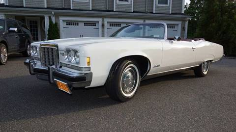 1974 Pontiac Grand Ville for sale in Old Bethpage, NY