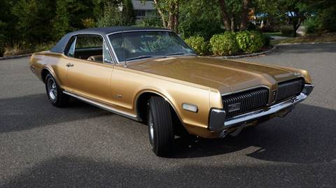 1968 Mercury Cougar for sale at Fiore Motors, Inc.  dba Fiore Motor Classics in Old Bethpage NY