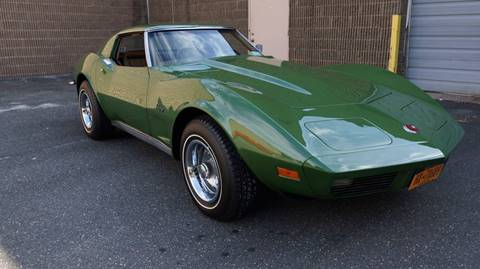 1973 Chevrolet Corvette for sale in Old Bethpage, NY