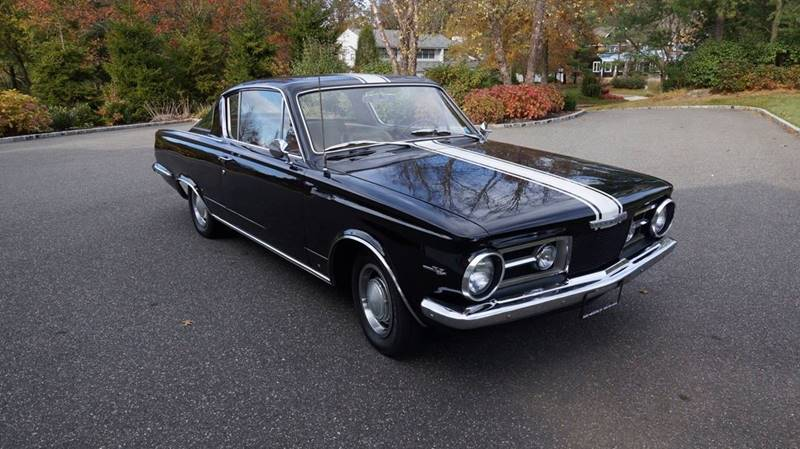 1965 Plymouth Barracuda for sale at Fiore Motors, Inc.  dba Fiore Motor Classics in Old Bethpage NY
