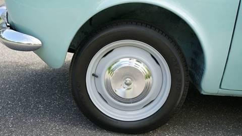 1962 Renault Dauphine (R1090) 4Dr Sedan