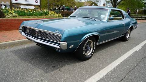 1969 Mercury Cougar for sale at Fiore Motors, Inc.  dba Fiore Motor Classics in Old Bethpage NY
