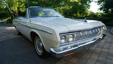 1964 Plymouth Fury for sale at Fiore Motors, Inc.  dba Fiore Motor Classics in Old Bethpage NY