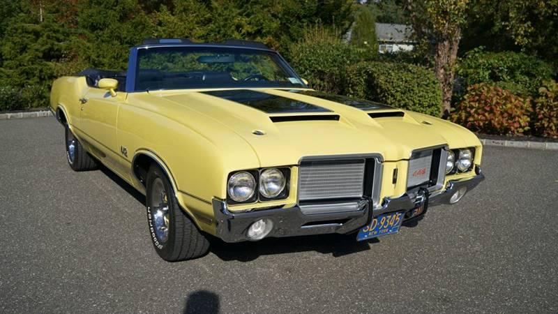 1972 Oldsmobile 442 - Old Bethpage, NY LONG ISLAND NEW YORK