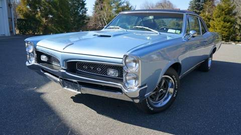 1967 Pontiac GTO for sale in Old Bethpage, NY
