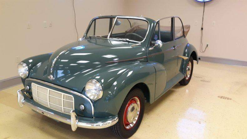 1952 Morris Minor Tourer Convertible Convertible - Old Bethpage NY