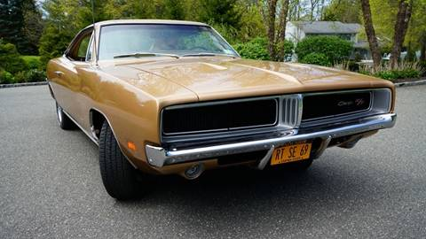 1969 Dodge Charger for sale in Old Bethpage, NY