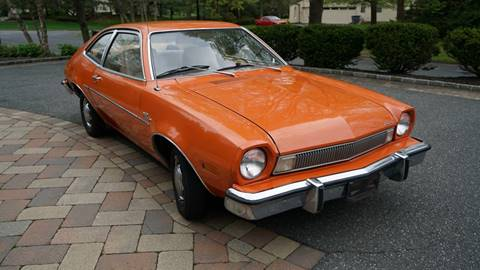 1974 Ford Pinto for sale at Fiore Motors, Inc.  dba Fiore Motor Classics in Old Bethpage NY
