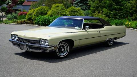 1972 Buick Electra for sale at Fiore Motors, Inc.  dba Fiore Motor Classics in Old Bethpage NY