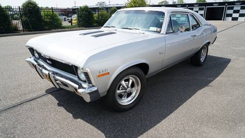 1972 Chevrolet Nova for sale in Old Bethpage, NY