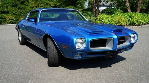 1970 Pontiac Firebird for sale in Old Bethpage, NY
