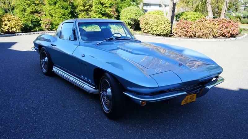 1966 Chevrolet Corvette for sale at Fiore Motors, Inc.  dba Fiore Motor Classics in Old Bethpage NY