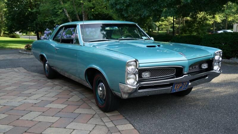 1967 Pontiac GTO for sale at Fiore Motors, Inc.  dba Fiore Motor Classics in Old Bethpage NY