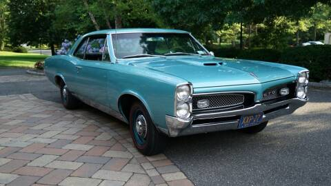 1967 Pontiac GTO for sale at Fiore Motors, Inc.  dba Fiore Motor Classics in Old Bethpage NY