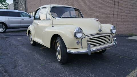1957 Morris  Minor 1000 for sale at Fiore Motors, Inc.  dba Fiore Motor Classics in Old Bethpage NY