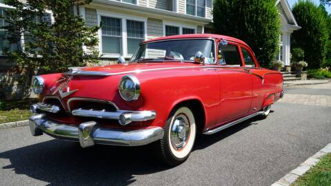 1955 Dodge Lancer for sale at Fiore Motors, Inc.  dba Fiore Motor Classics in Old Bethpage NY
