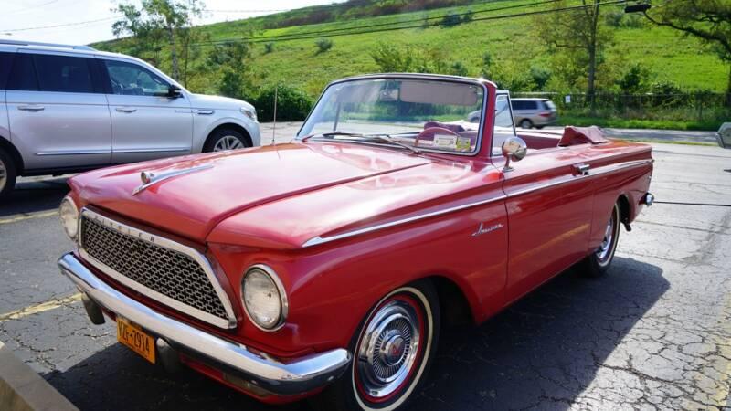 1961 Rambler American Custom for sale at Fiore Motors, Inc.  dba Fiore Motor Classics in Old Bethpage NY