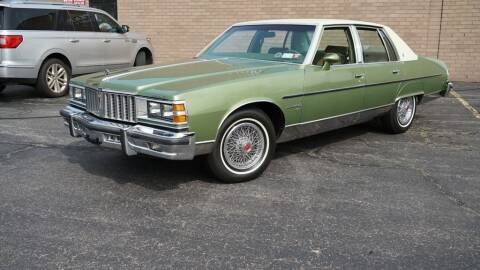 1979 Pontiac Bonneville for sale at Fiore Motors, Inc.  dba Fiore Motor Classics in Old Bethpage NY