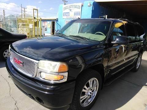 2003 GMC Yukon XL for sale in El Paso, TX
