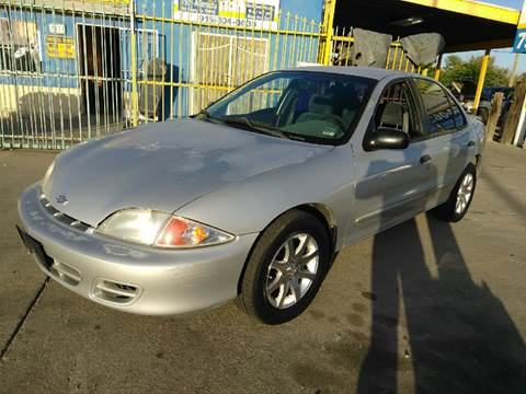 2000 Chevrolet Cavalier for sale in El Paso, TX