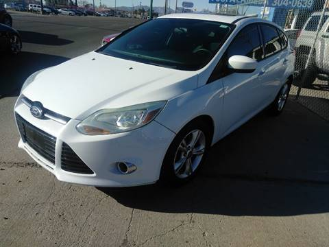 2012 Ford Focus for sale in El Paso, TX