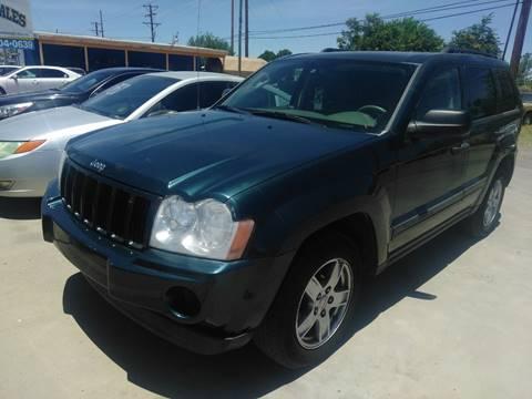 2005 Jeep Grand Cherokee for sale in El Paso, TX