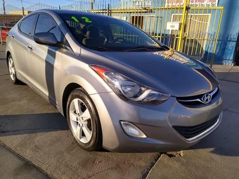 2012 Hyundai Elantra for sale in El Paso, TX