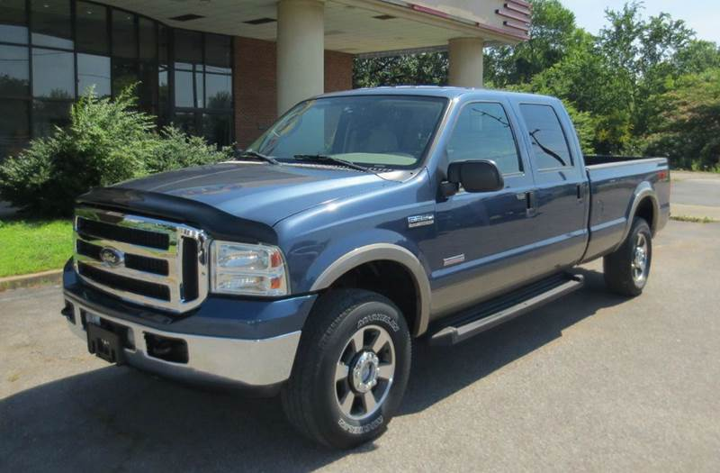 2007 Ford F-250 Super Duty Lariat 4dr Crew Cab 4WD LB - Murray KY & 2007 Ford F-250 Super Duty Lariat 4dr Crew Cab 4WD LB In Murray KY ... markmcfarlin.com