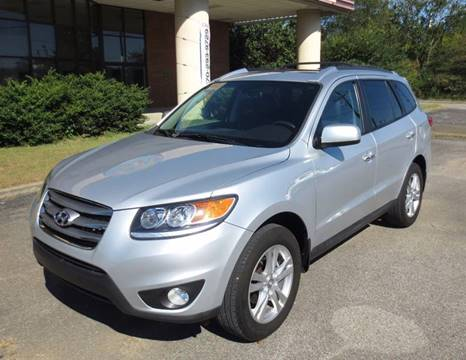2012 Hyundai Santa Fe for sale in Murray, KY