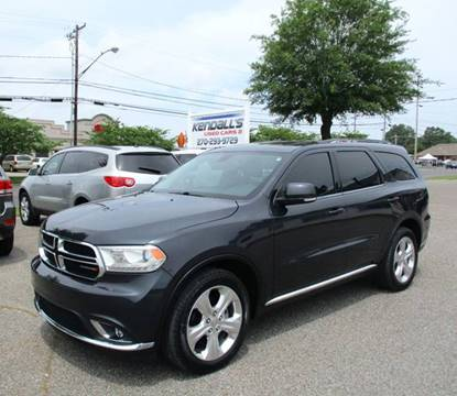 2014 Dodge Durango for sale in Murray, KY