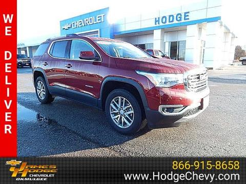 2018 GMC Acadia for sale in Okmulgee, OK