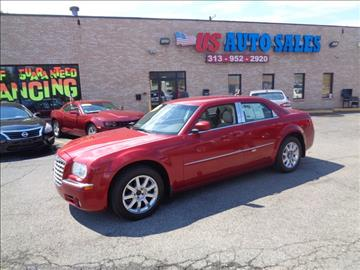 2008 Chrysler 300 for sale in Redford, MI