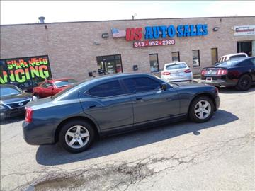 2008 Dodge Charger for sale in Redford, MI