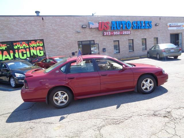2005 Chevrolet Impala car for sale in Detroit