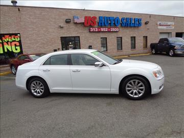 2012 Chrysler 300 for sale in Redford, MI
