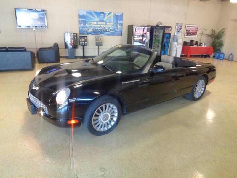 2005 Ford Thunderbird car for sale in Detroit