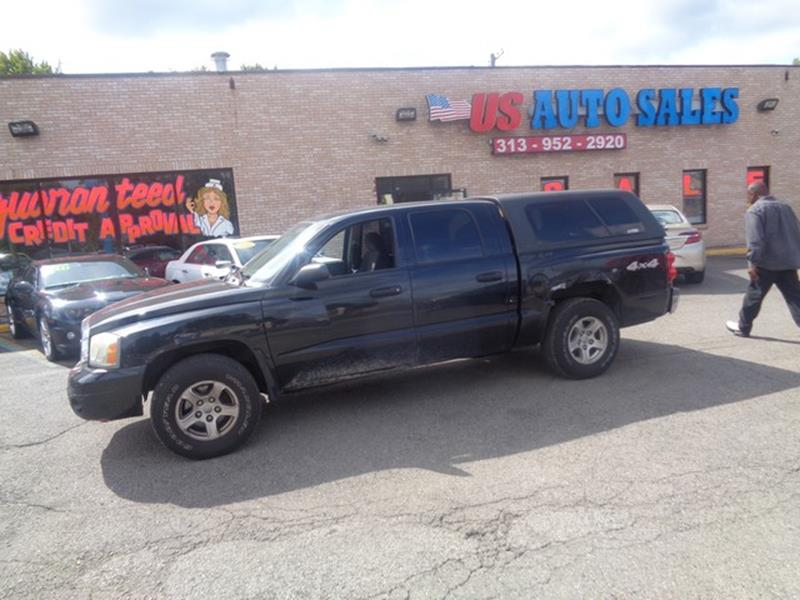 2006 Dodge Dakota car for sale in Detroit