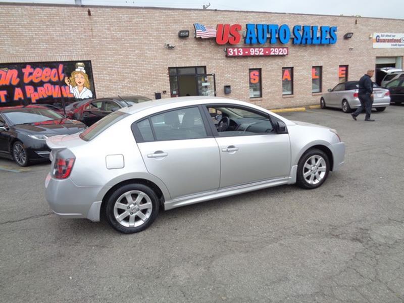 2011 Nissan Sentra car for sale in Detroit