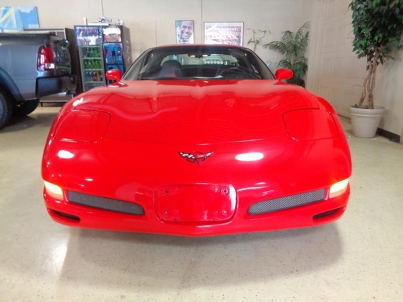 2004 Chevrolet Corvette car for sale in Detroit