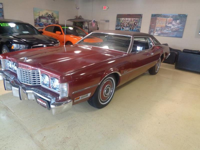 1973 Ford Thunderbird car for sale in Detroit