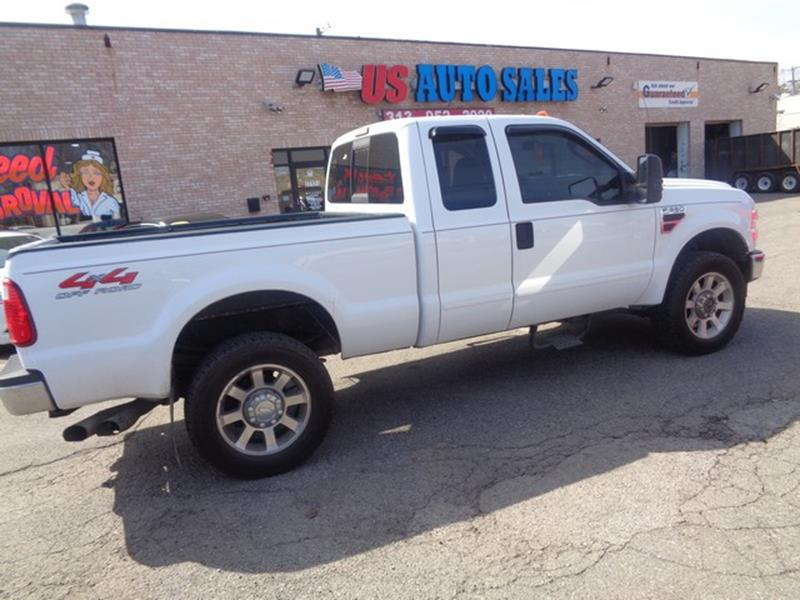 2008 Ford F-350 Super Duty car for sale in Detroit